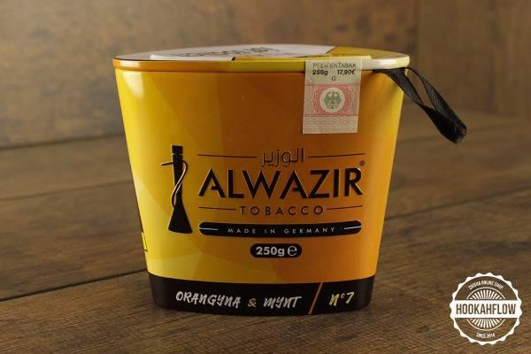 AlWazir 250g Orangyna & Mynt.jpg