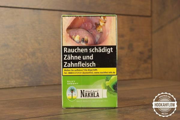 Nakhla Silky Greeny 200g.jpg