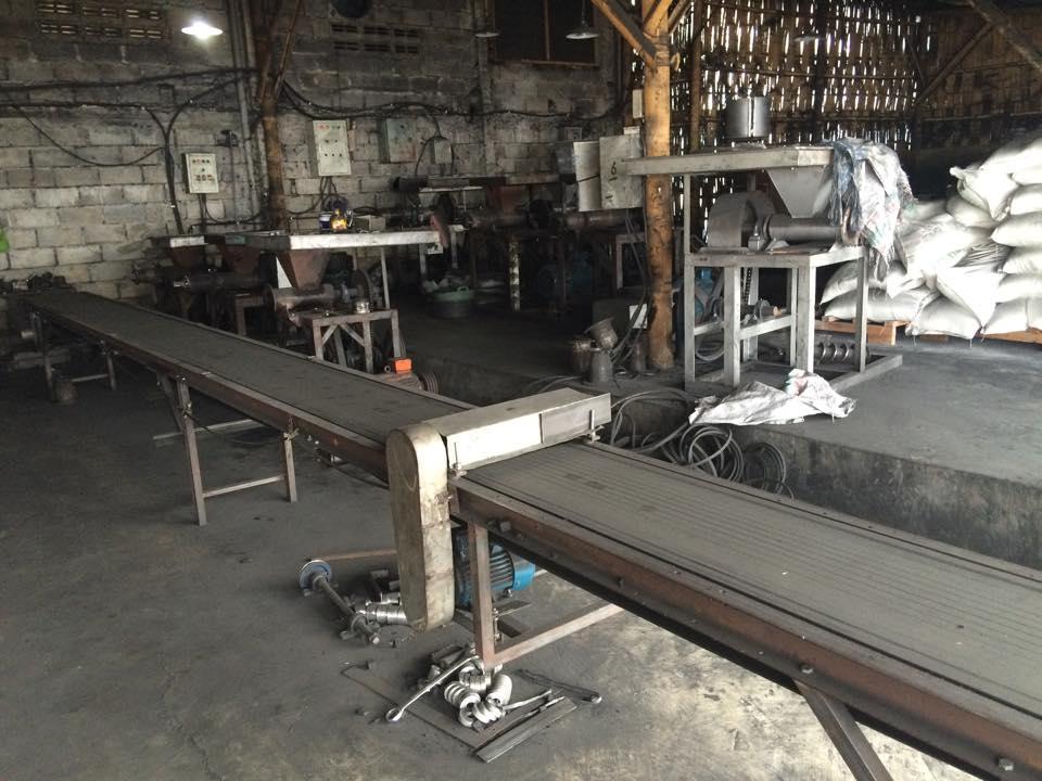 Shisha Kohle Produktion