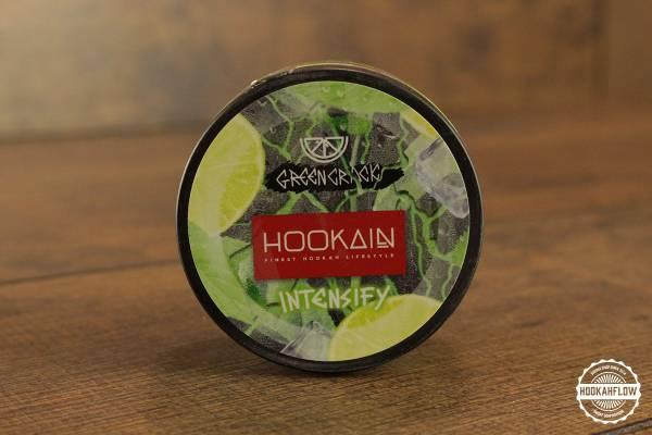 Hookain intensify 100g Green Crack.jpg