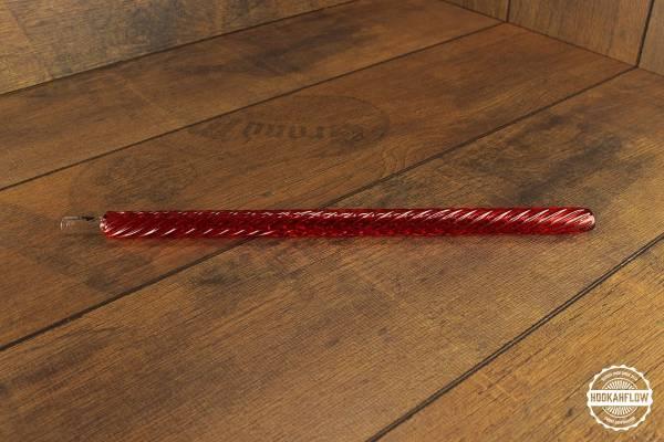 Jookah Twisted Glasmundstück rot.jpg