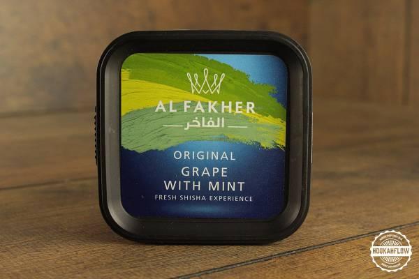Al Fakher Fresh Experiences Original 200g Grape With Mint.jpg