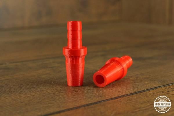 HookahFloW 3D Print Schlauchanschluss rot.jpg